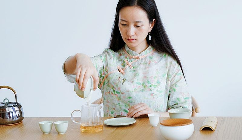 茶艺_插花_香道_茶果子培训案例_无锡洁沁堂文化传播有限公司
